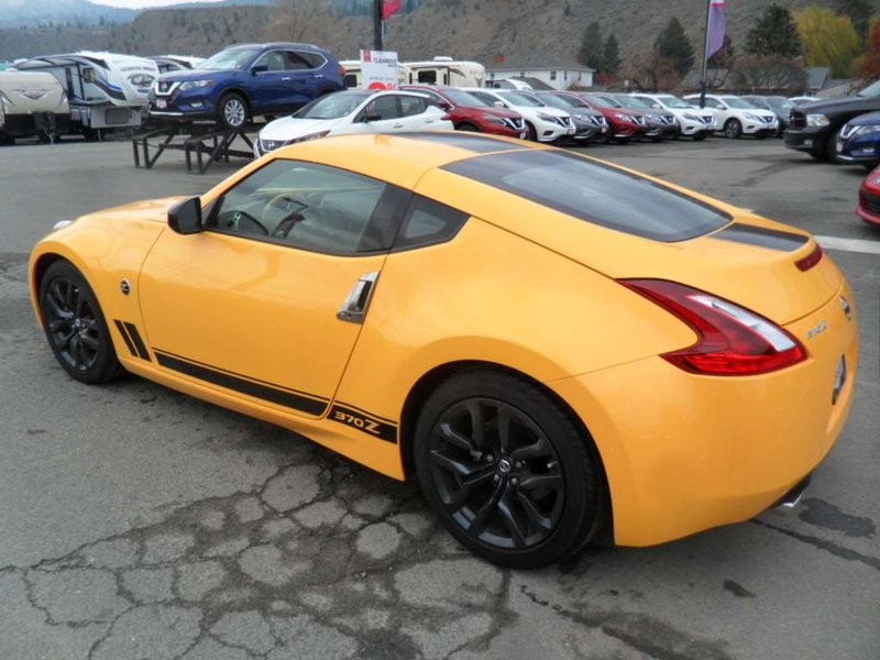 2019 Nissan 370Z Coupe for sale in Kamloops, British Columbia
