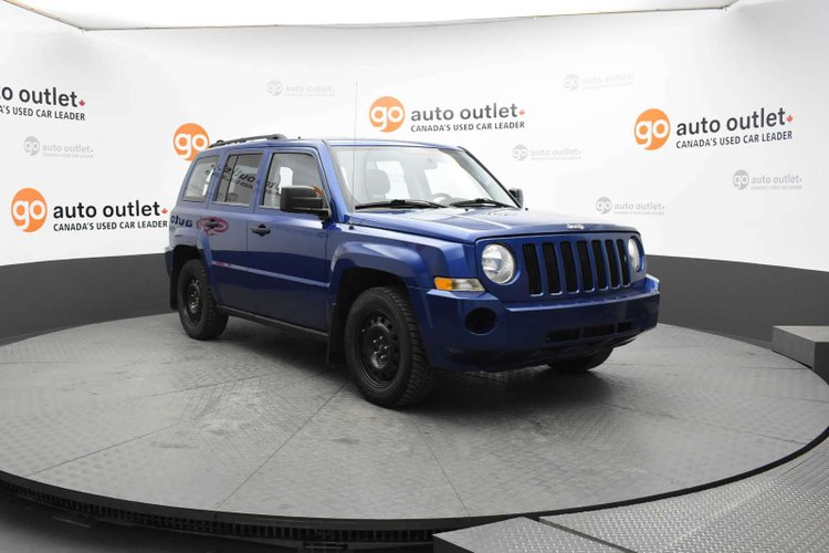 2010 Jeep Patriot Sport for sale in Leduc, Alberta