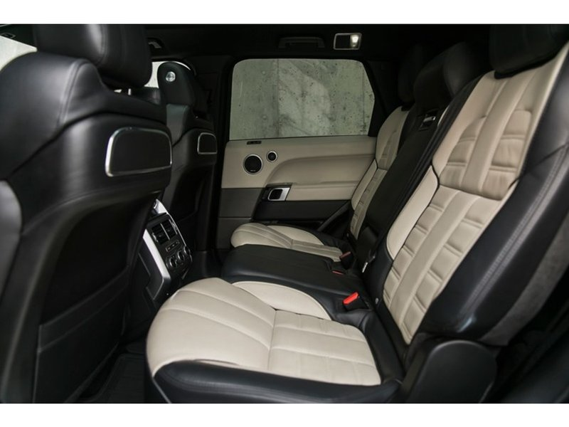 2016 Land Rover Range Rover Sport for sale in Victoria, British Columbia