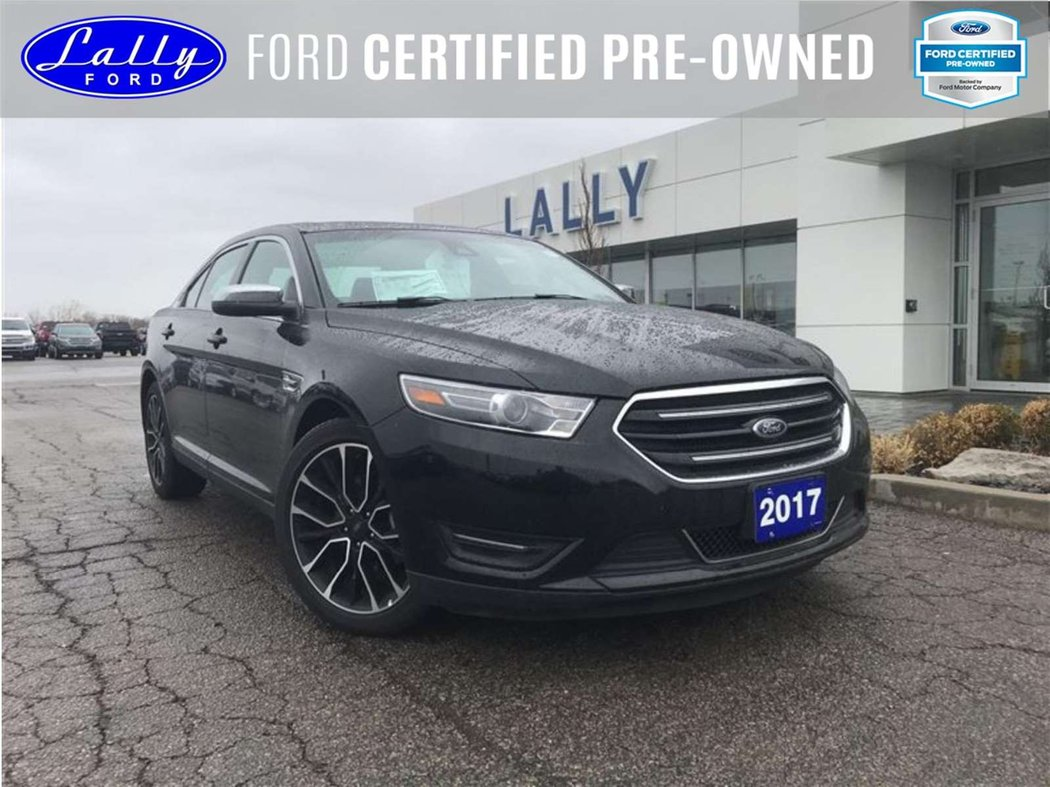 2017 ford taurus for sale in tilbury ontario