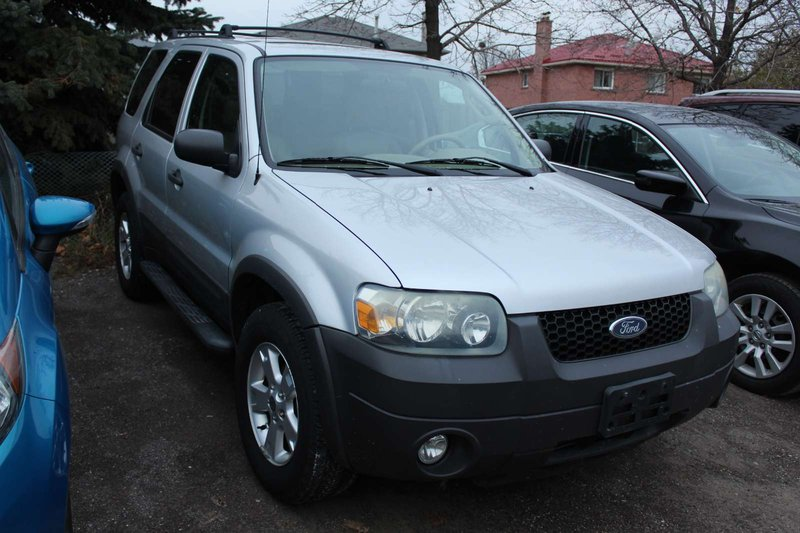 2007 Ford Escape for sale in Mississauga, Ontario