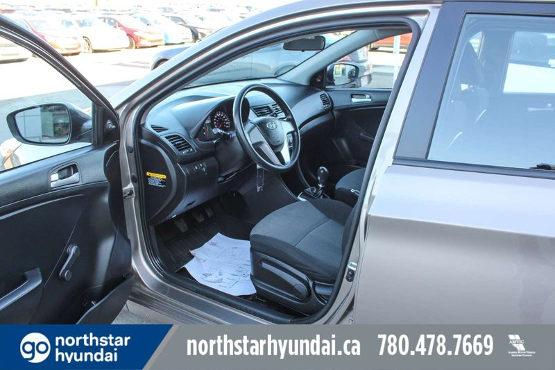 2013 Hyundai Accent for sale in Edmonton, Alberta