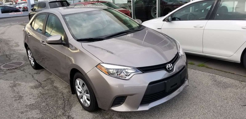 2014 Toyota Corolla for sale in Langley, British Columbia