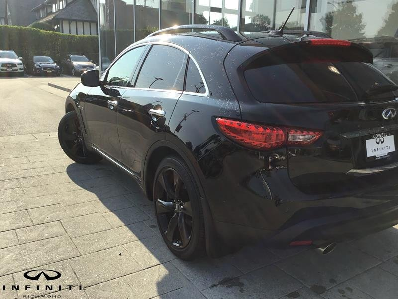 2017 Infiniti QX70 for sale in Richmond, British Columbia