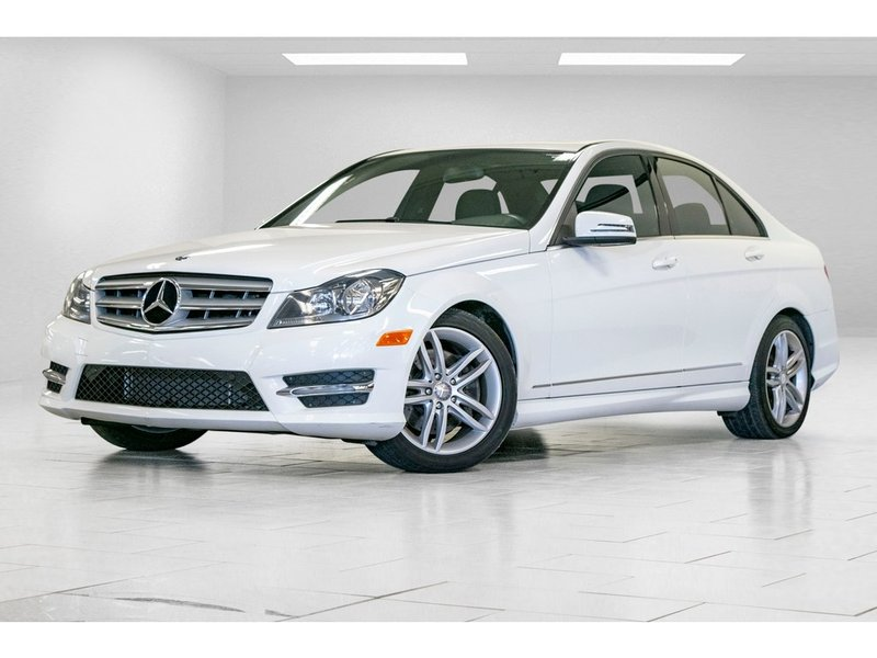 2013 Mercedes-Benz C-Class for sale in Dollard-Des Ormeaux, Quebec