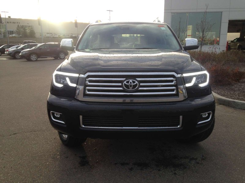 2019 Toyota Sequoia for sale in Edmonton, Alberta