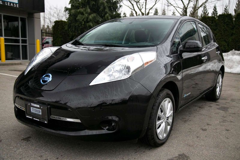 2015 Nissan LEAF for sale in Langley, British Columbia