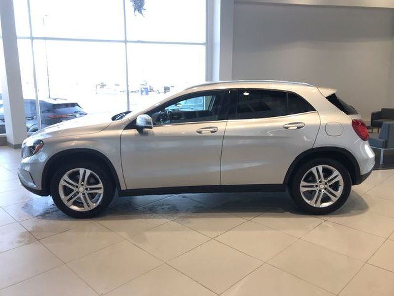 2015 Mercedes-Benz GLA for sale in Winnipeg, Manitoba