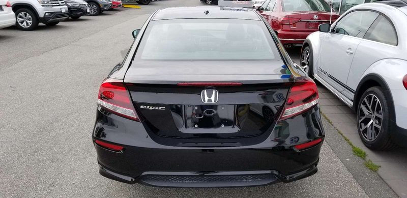 2014 Honda Civic Coupe for sale in Langley, British Columbia