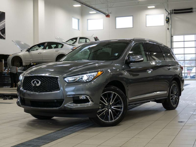 2018 Infiniti QX60 for sale in Kelowna, British Columbia