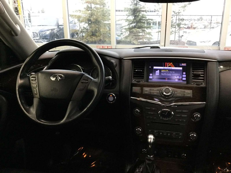 2012 Infiniti QX56 for sale in Edmonton, Alberta