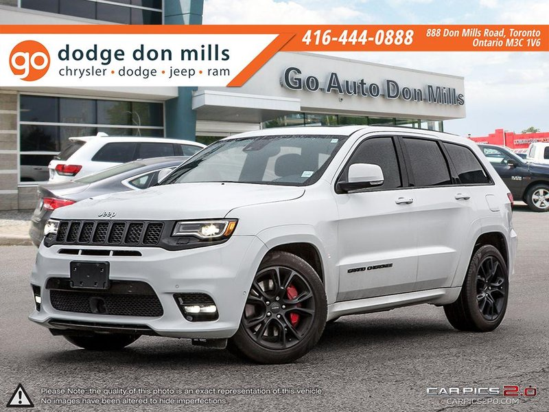 2017 Jeep Grand Cherokee for sale in Toronto, Ontario