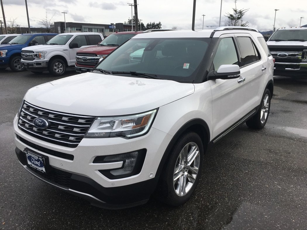 2017 ford explorer for sale in abbotsford british columbia