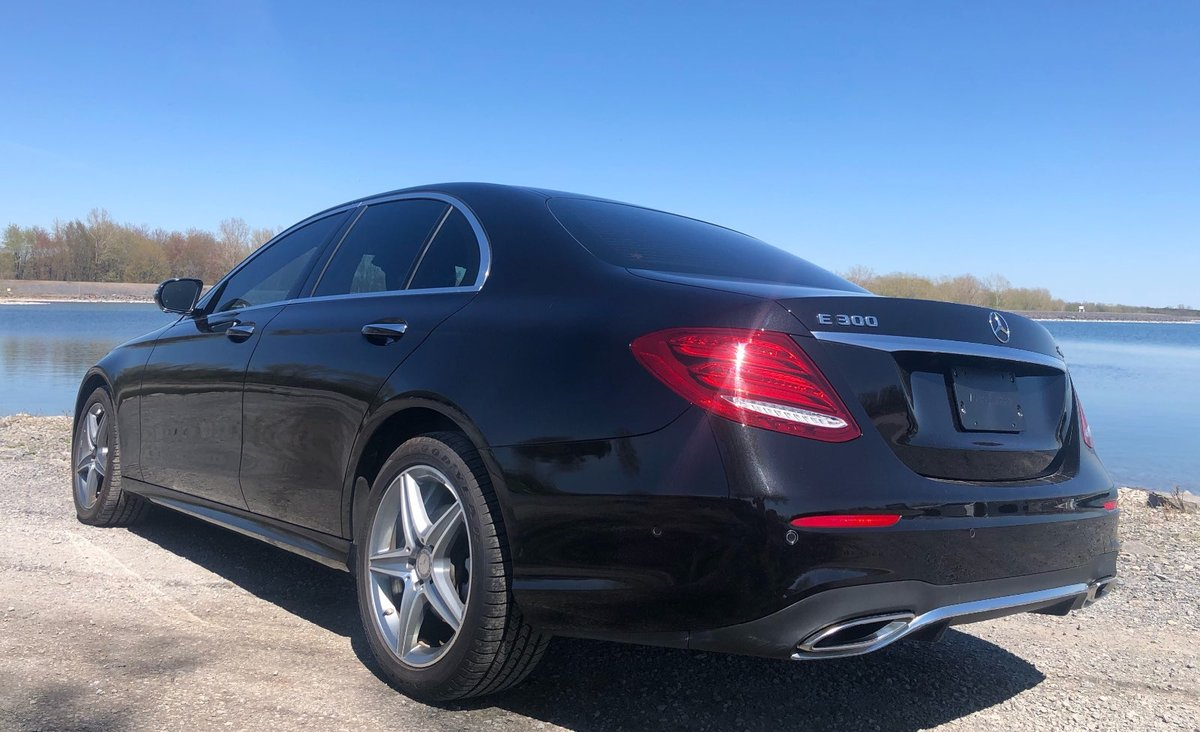 2017 Mercedes-Benz E-Class for sale in Cornwall