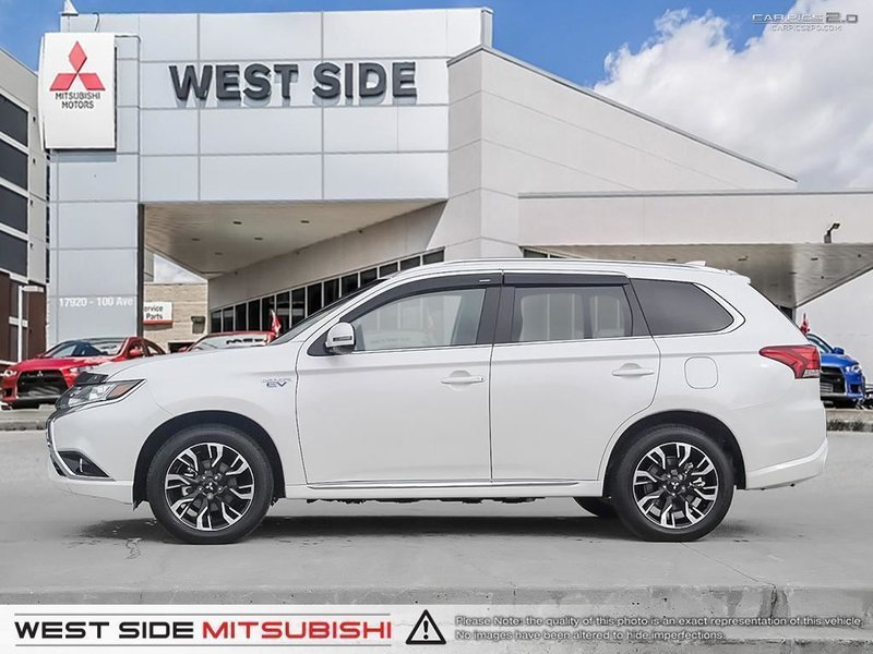 2018 Mitsubishi OUTLANDER PHEV for sale in Edmonton, Alberta