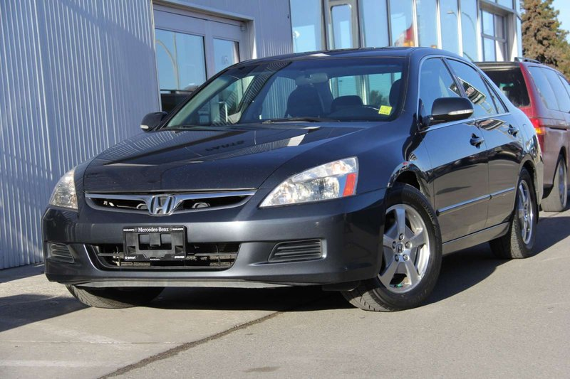 2007 Honda Accord Hybrid for sale in Kamloops, British Columbia