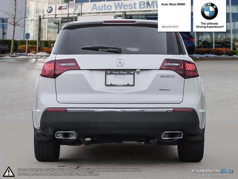 2013 Acura MDX for sale in Richmond, British Columbia