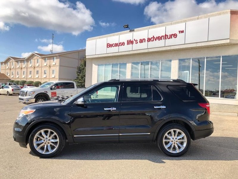 2012 Ford Explorer for sale in Moose Jaw, Saskatchewan