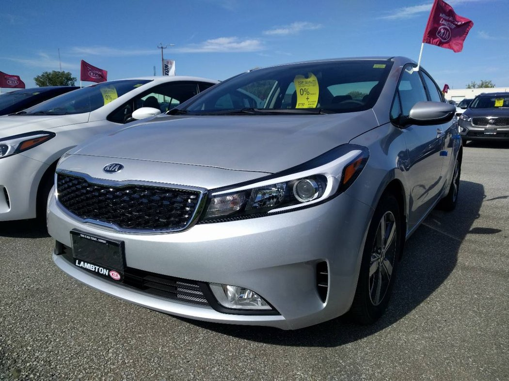 2018 kia forte for sale in sarnia. Black Bedroom Furniture Sets. Home Design Ideas