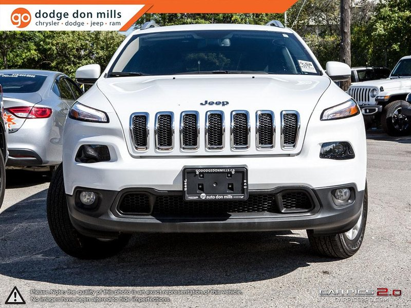 2018 Jeep Cherokee for sale in Toronto, Ontario