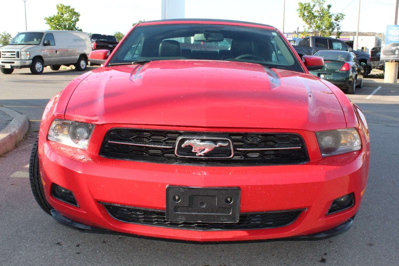 2010 Ford Mustang for sale in Mississauga, Ontario