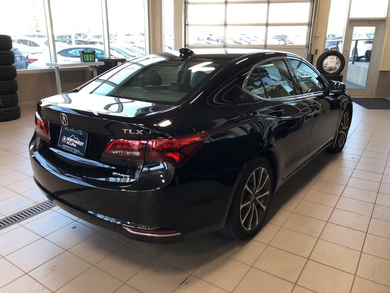 2016 Acura TLX for sale in Calgary, Alberta