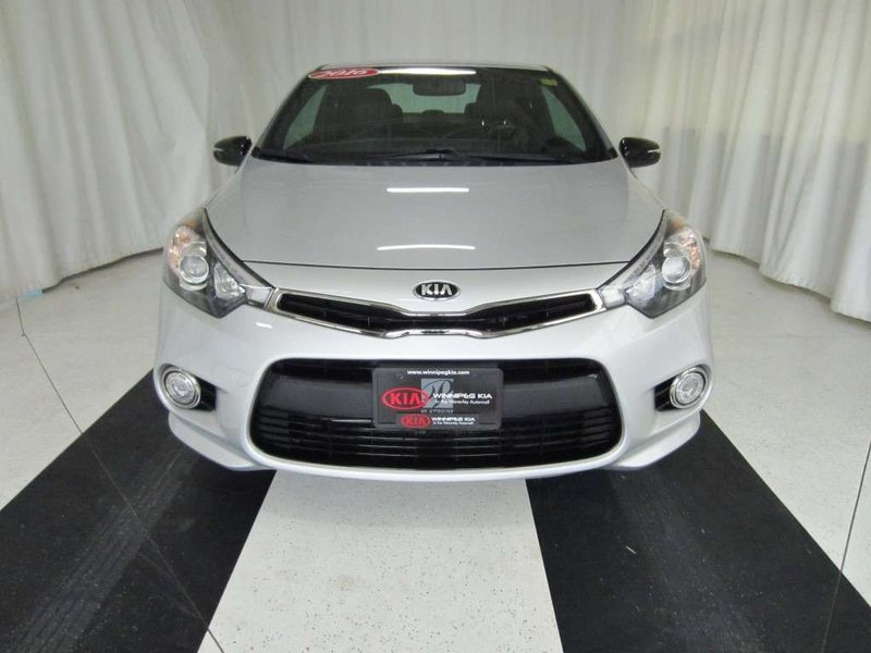 2016 Kia Forte Koup for sale in Winnipeg, Manitoba