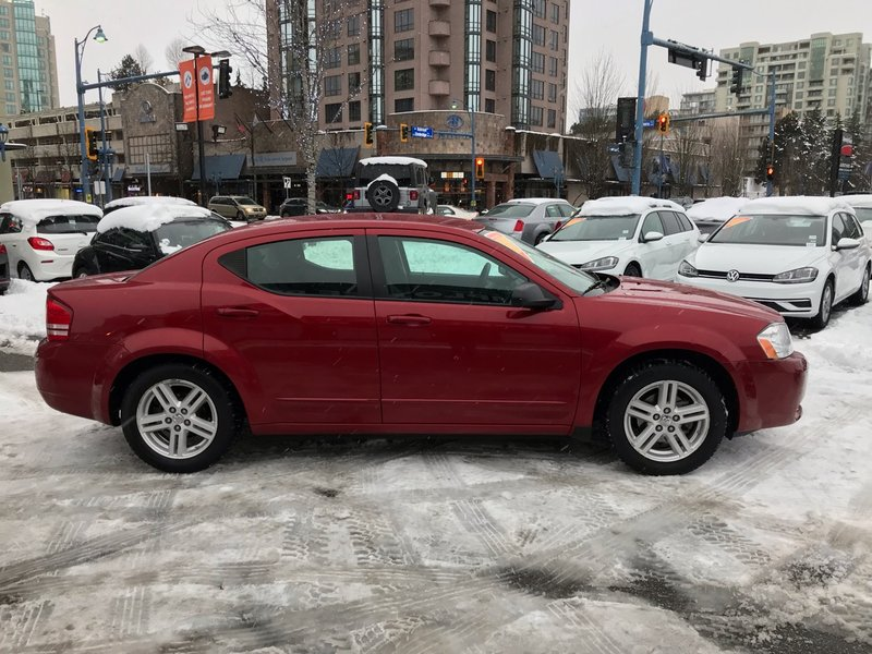 2008 Dodge Avenger for sale in Richmond, British Columbia