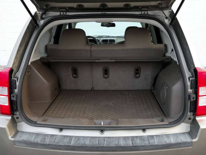 2007 Jeep Compass for sale in Penticton, British Columbia