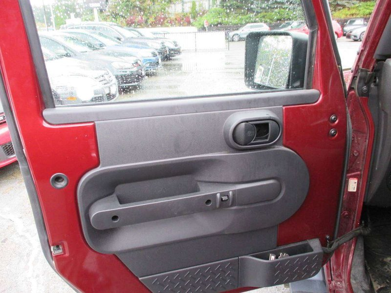 2008 Jeep Wrangler for sale in Coquitlam, British Columbia