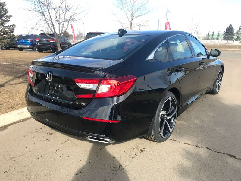2019 Honda Accord Sedan for sale in Red Deer, Alberta