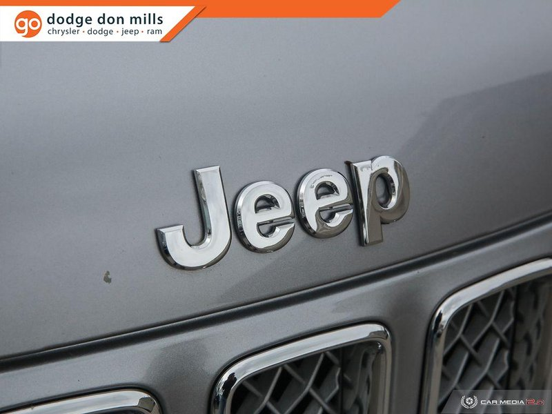 2017 Jeep Compass for sale in Toronto, Ontario