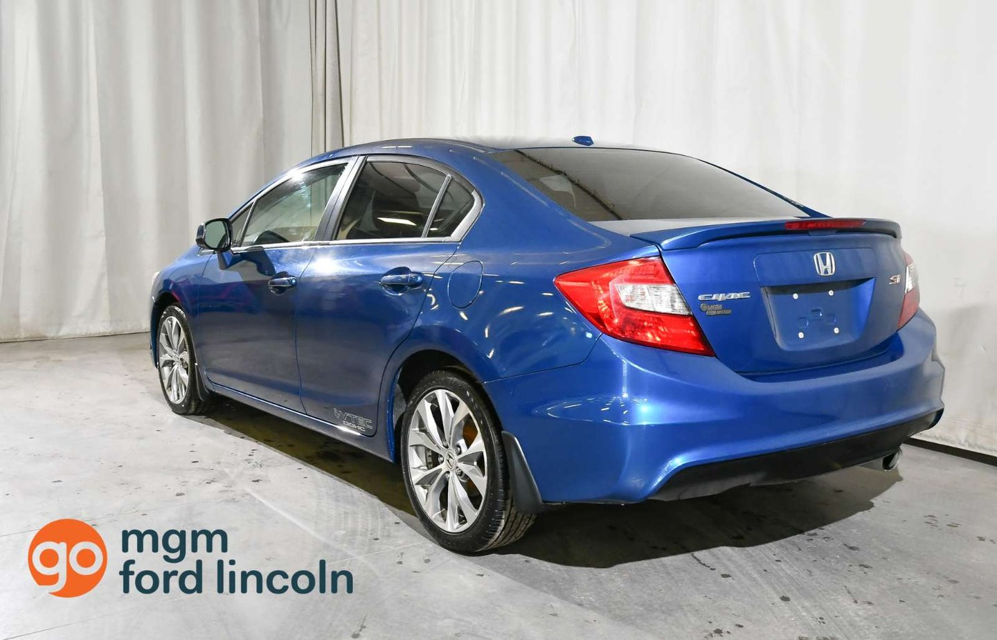 2012 Honda Civic Sdn Si for sale in Red Deer, Alberta
