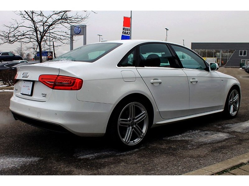 2015 audi a4 for sale in whitby. Black Bedroom Furniture Sets. Home Design Ideas