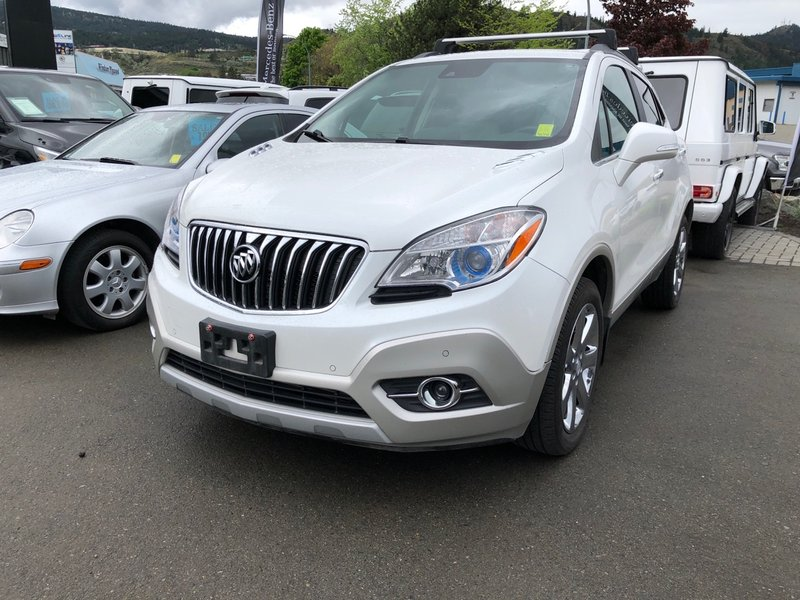 2014 Buick Encore for sale in Kamloops, British Columbia