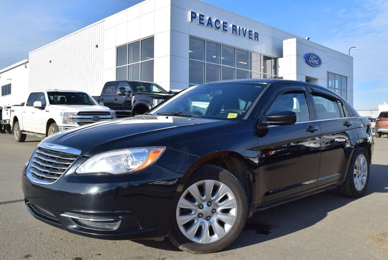 2014 Chrysler 200 for sale in Peace River, Alberta