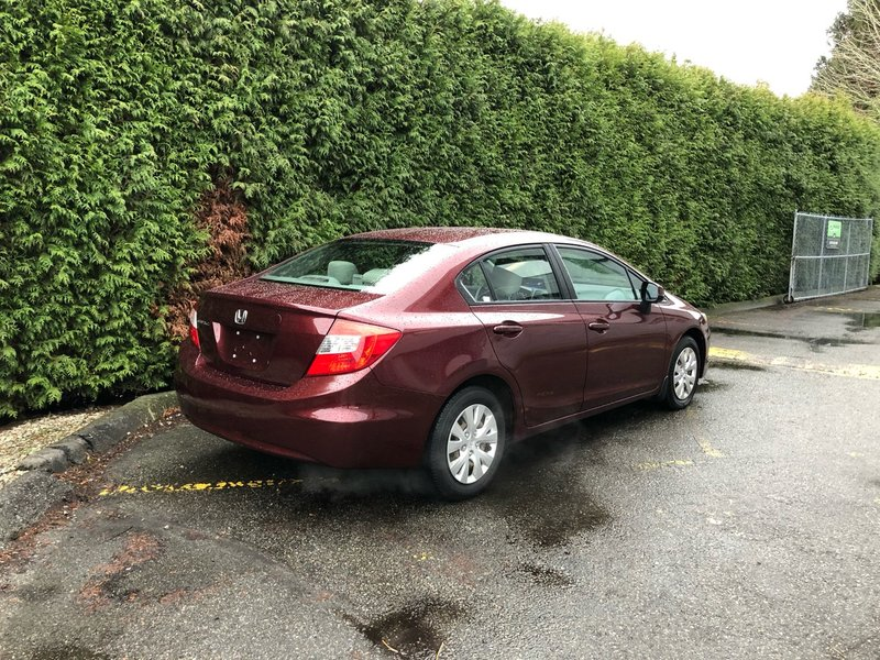 2012 Honda Civic Sedan for sale in Surrey, British Columbia