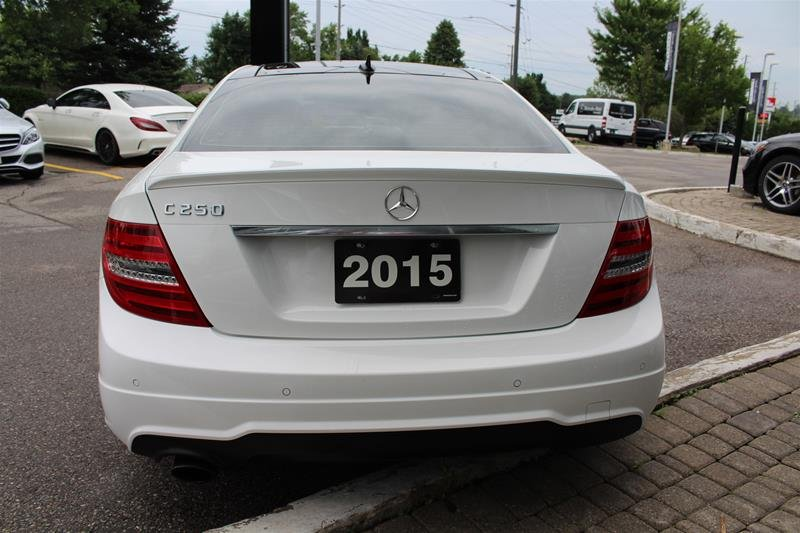 2015 Mercedes-Benz C-Class for sale in Newmarket, Ontario