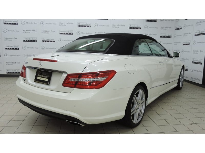2011 Mercedes-Benz E-Class for sale in St-Nicolas, Quebec