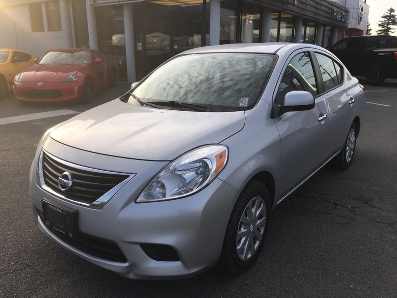 2012 Nissan Versa for sale in Kamloops, British Columbia