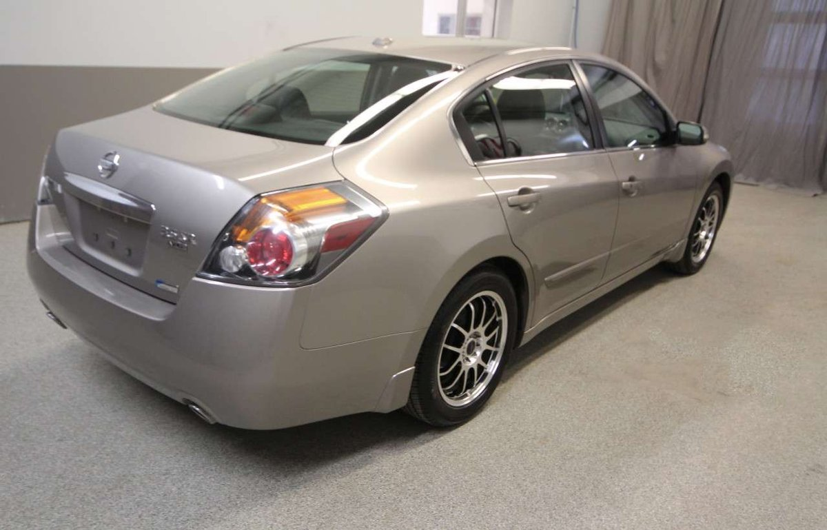 2011 Nissan Altima For Sale In Moose Jaw Fuel Filter