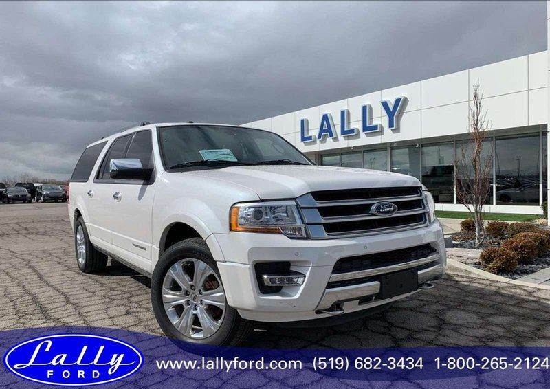 2017 Ford Expedition MAX for sale in Tilbury, Ontario
