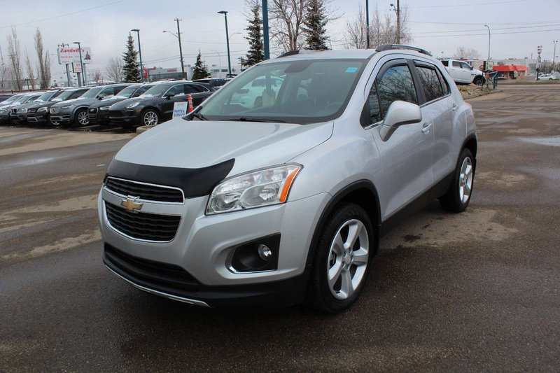 2015 Chevrolet Trax for sale in Edmonton, Alberta