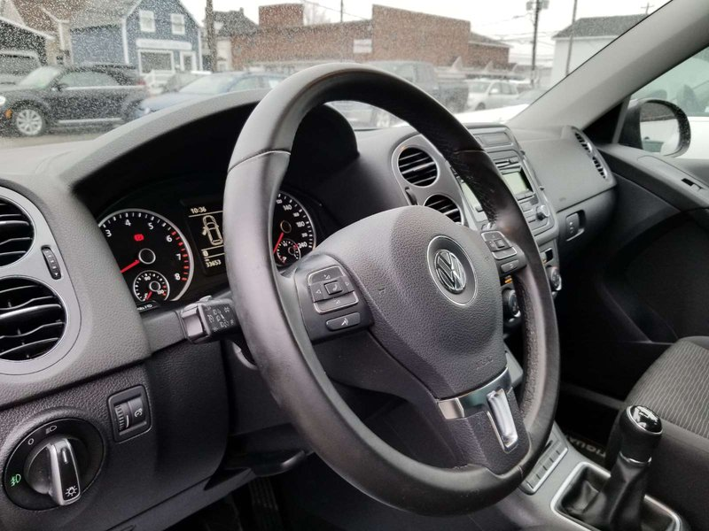 2014 Volkswagen Tiguan for sale in Sydney, Nova Scotia
