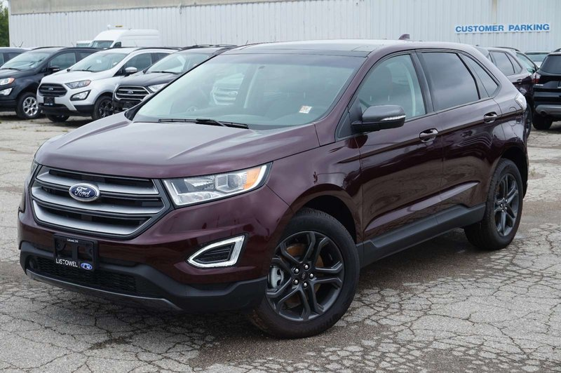 2018 Ford Edge for sale in Listowel, Ontario