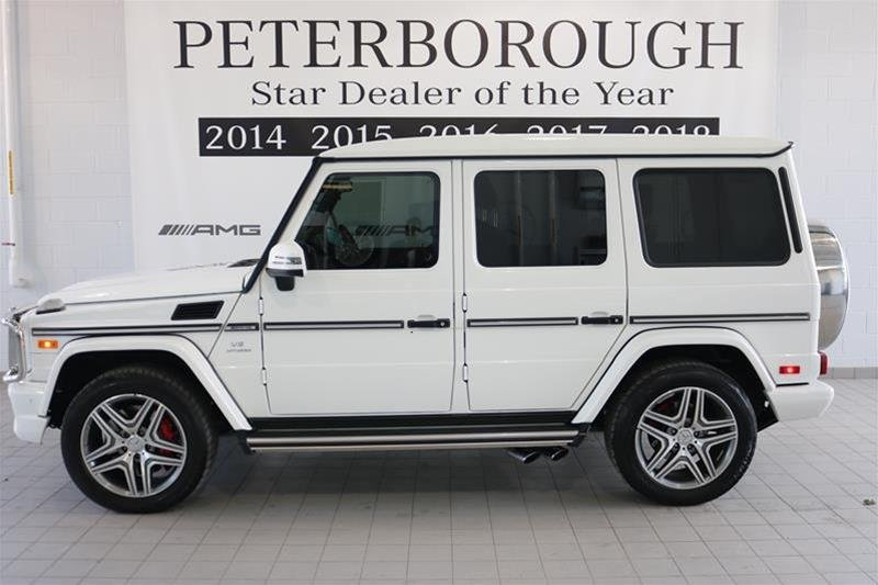 2016 Mercedes-Benz G-Class for sale in Peterborough, Ontario
