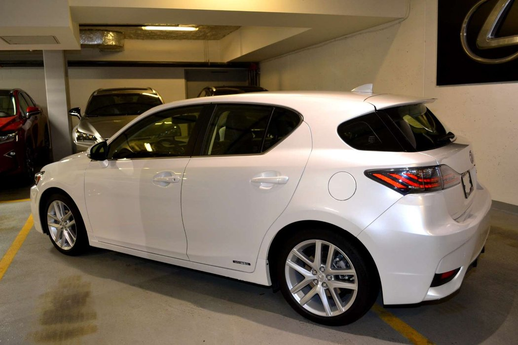 2015 Lexus Ct 200h For Sale In Vancouver