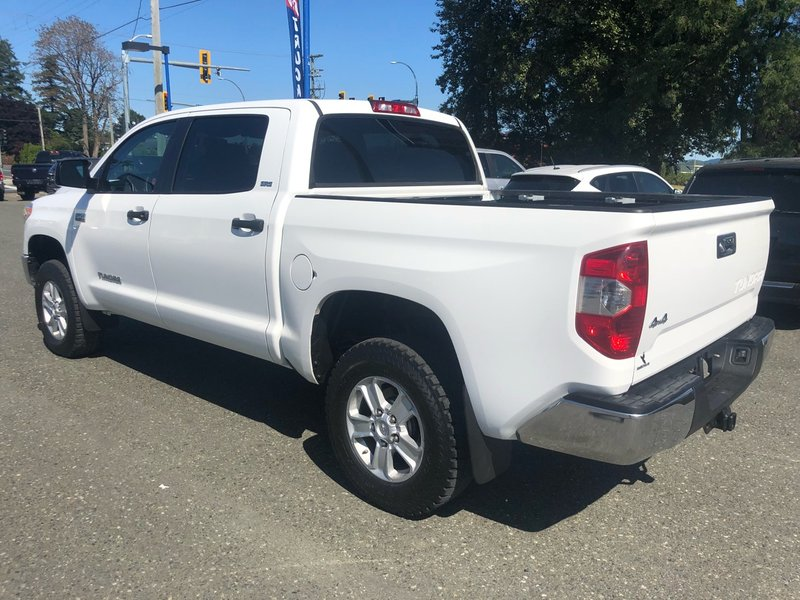 2015 Toyota Tundra for sale in Campbell River, British Columbia