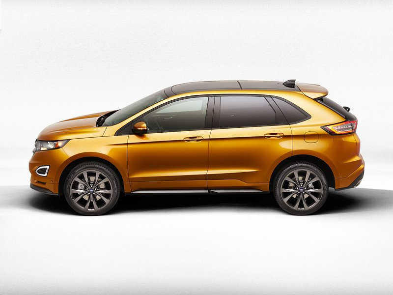 2017 Ford Edge for sale in Dawson Creek, British Columbia