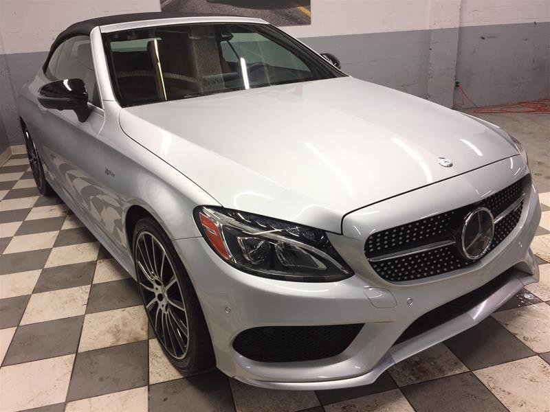 2017 Mercedes-Benz C-Class for sale in Calgary, Alberta